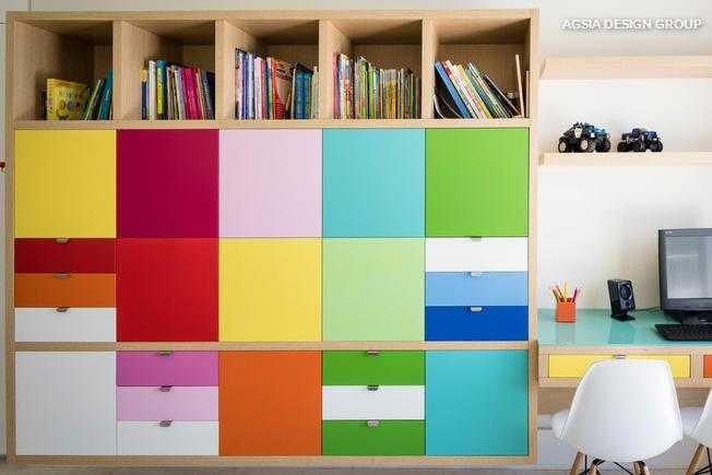 Sfat: cum să ai o casă organizată cu ajutorul culorilor