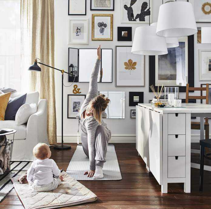 mai mult timp pentru tine cu noul catalog ikea 2018 informateca. Black Bedroom Furniture Sets. Home Design Ideas
