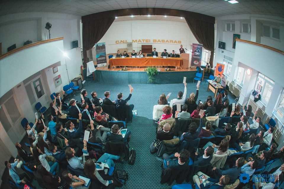 Adunarea Generală a Consiliului Național al Elevilor