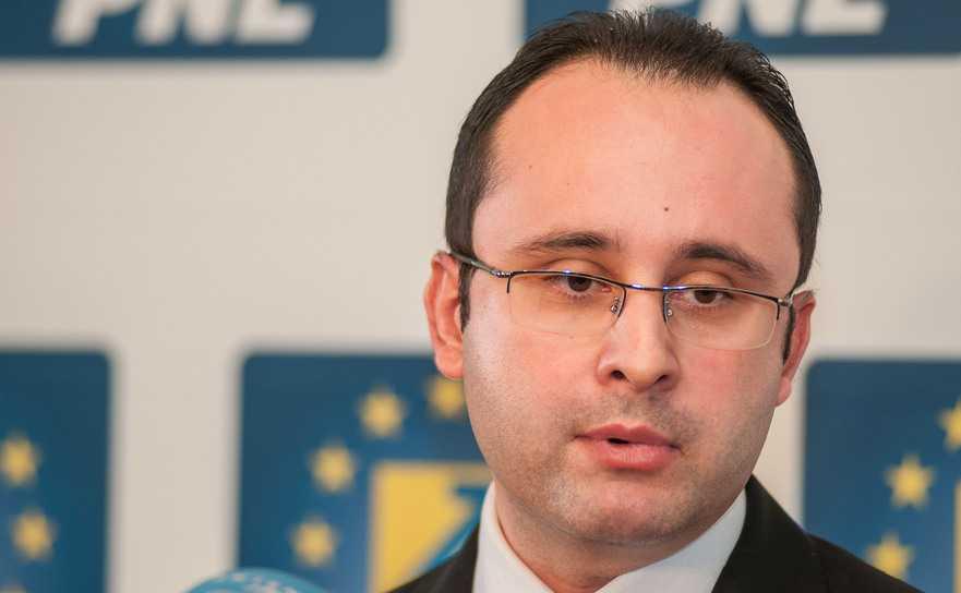 Bușoi nu crede într-un guvern în care PNL să fie condus de USR