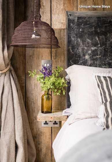 Şapte dormitoare superbe, cu accente rustice şi moderne