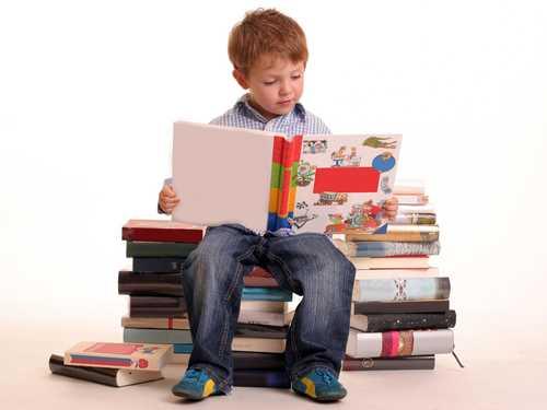 Bucuria lecturii-copii
