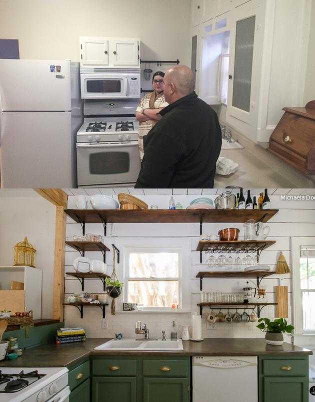 Șase bucătării transformate unde culoarea joacă rolul principal