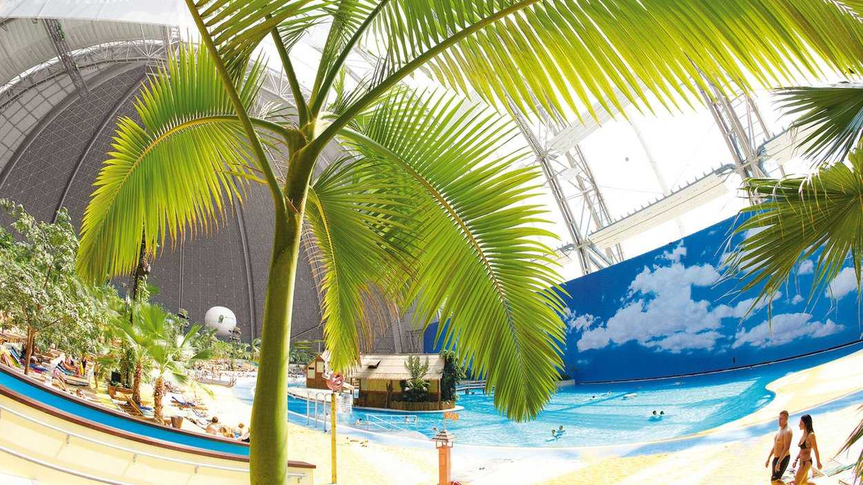 Cum arată cel mai mare parc acvatic din lume. E aproape de România