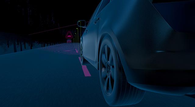 Noul SUV VOLVO XC60 va evita automat pericolele