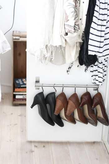 7 trucuri pentru mai mult spaţiu de depozitare a hainelor