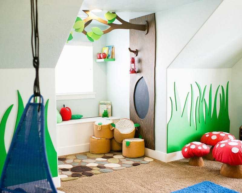 10 camere fantastice pentru copii de care te îndrăgosteşi şi tu