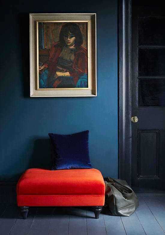 7 combinaţii surprinzătoare de culori pentru pereţii camerelor