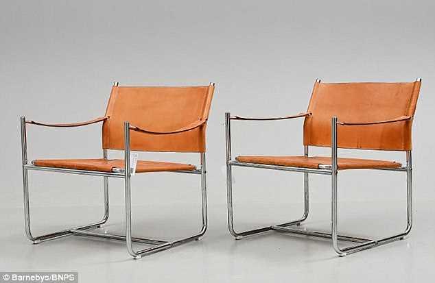 Prețuri incredibile pentru mobilierul IKEA: 55.000 de dolari pentru un scaun