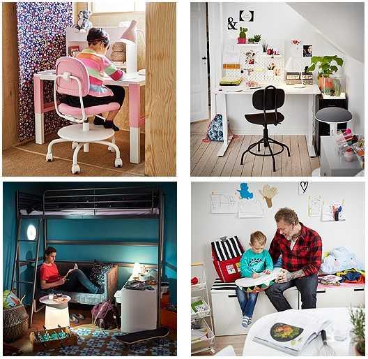 Sfaturi de la IKEA pentru amenajarea biroului