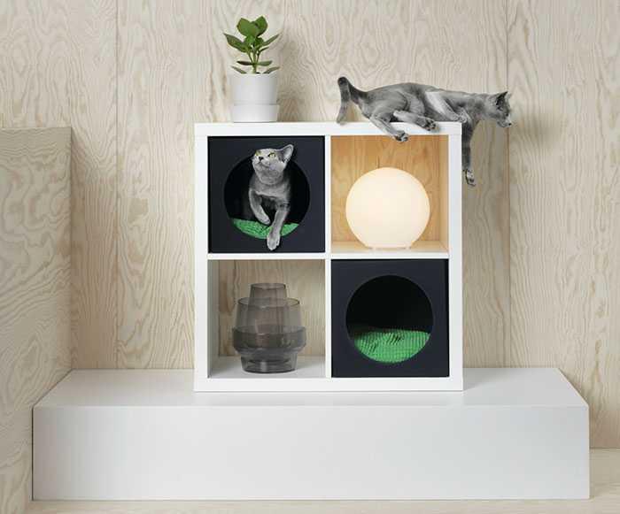 IKEA lansează o colecţie de mobilier pentru animalele de companie