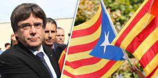 Carles Puigdemont catalan