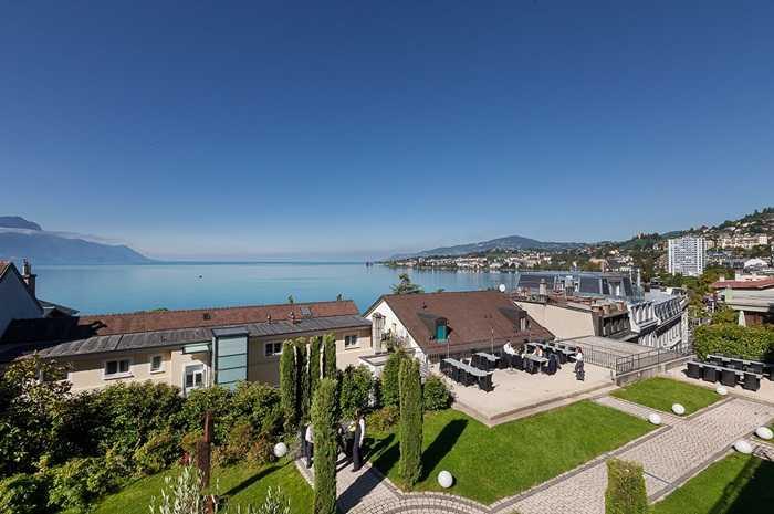 Campus Hotel Europe - Hotel Institute din Montreux - Elveția