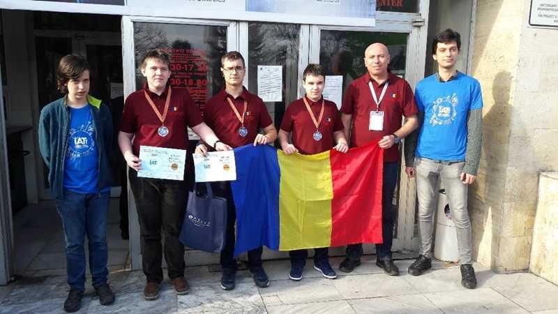 Turneul Internaţional de Informatică Shumen 2017