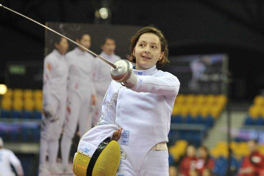 Ana-Maria Popescu a cucerit medalia de argint la JO