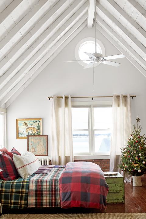 Cum arată cea mai frumoasă casă decorată de Crăciun