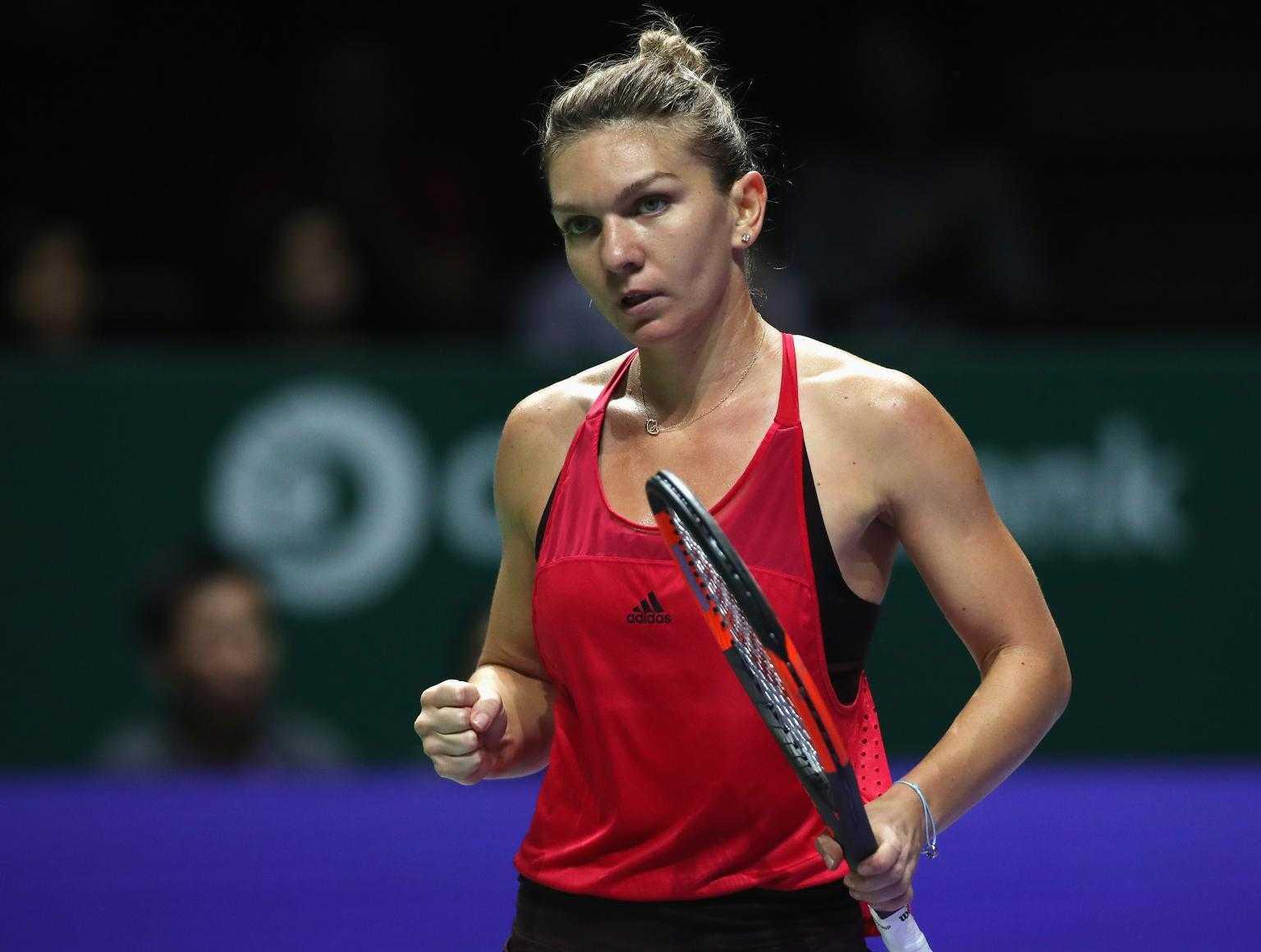 Halep a coborât pe locul 15 în clasamentul WTA