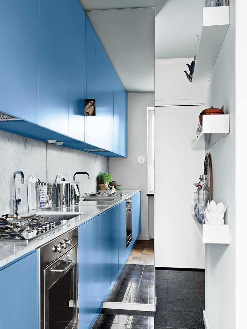 Cât de mică poate fi o bucătărie? Cinci exemple inedite