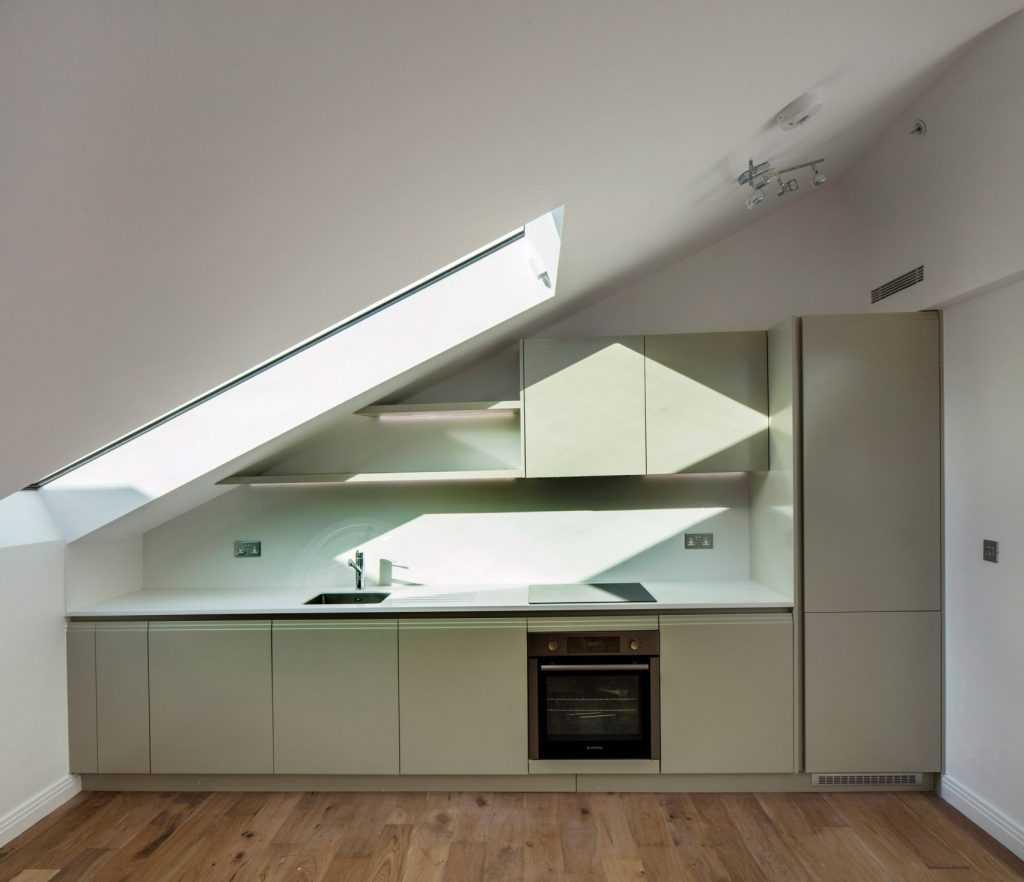 Fabrică din Londra transformată în apartamente de lux