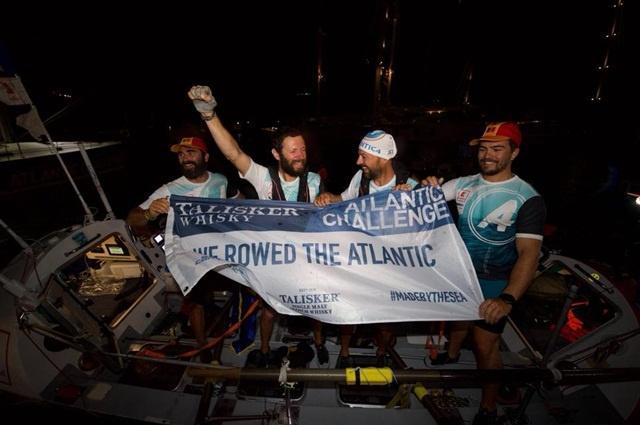 38 de zile peste Atlantic – filmul expediției