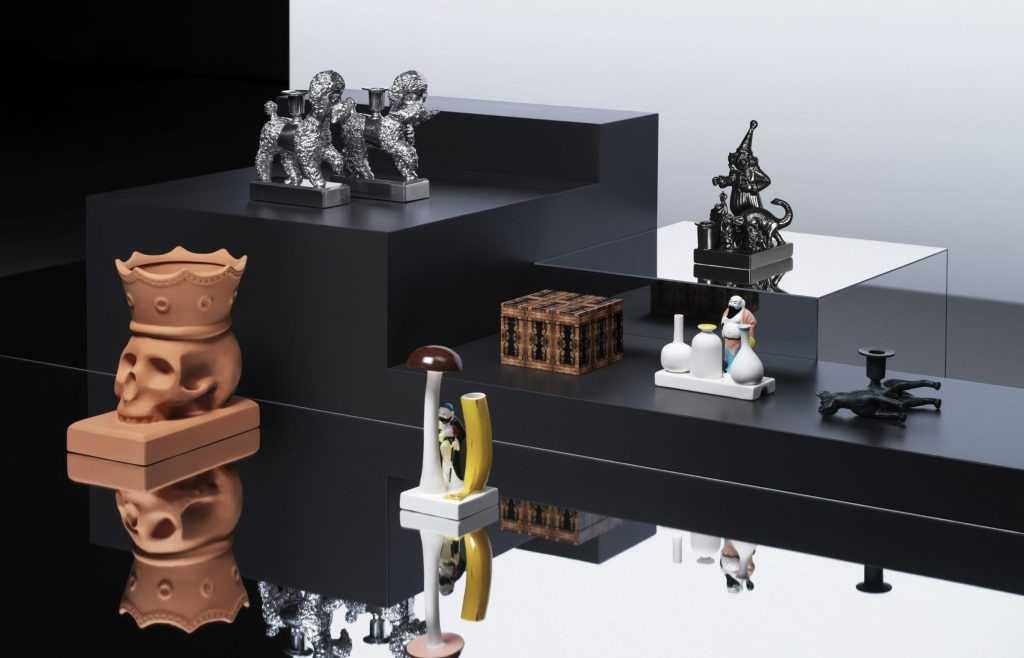 Noutăţi IKEA: ghivece în formă de craniu şi sfeşnice în formă de câine
