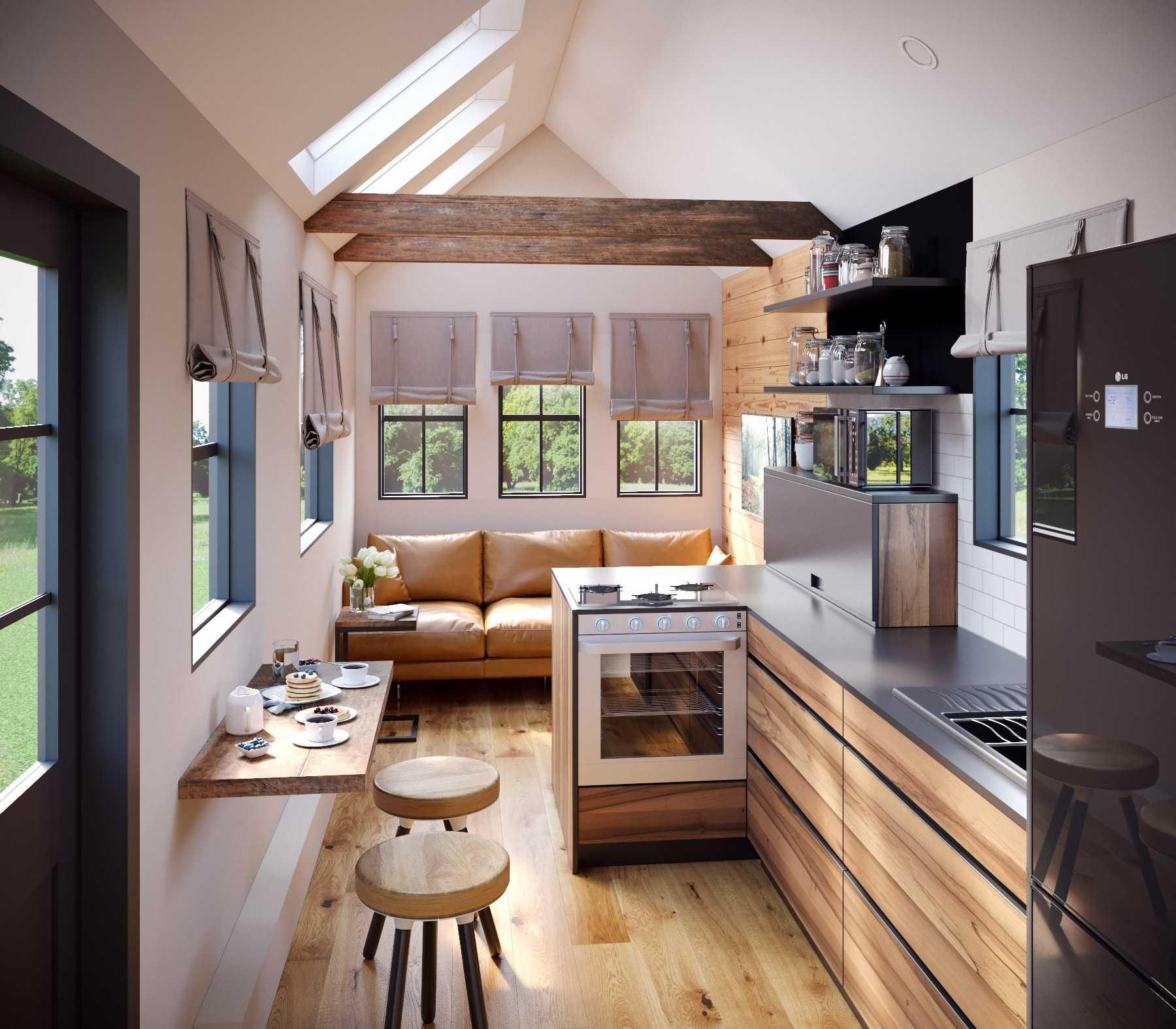 Câte persoane pot locui într-o casă de 27 de metri pătraţi?