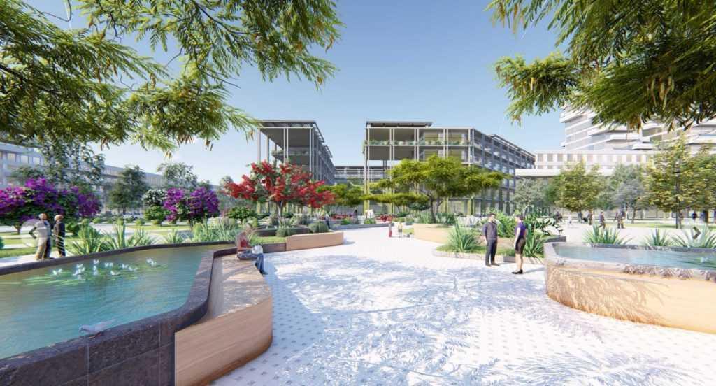 Cum arată mega-cartierul pe care vrea să-l construiscă Primăria Sector 5