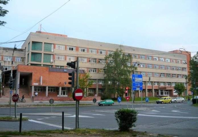 Spital urgență Sibiu