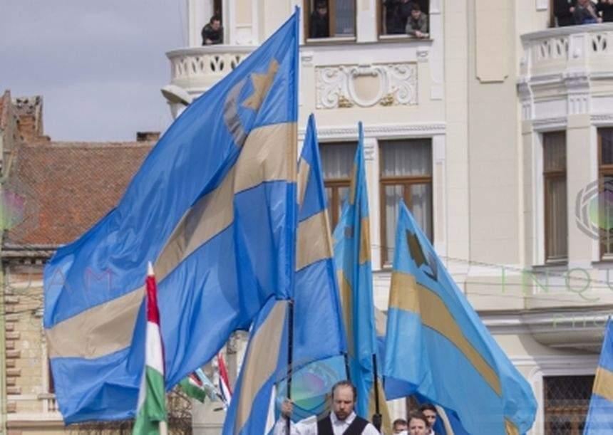 Încă un proiect pentru autonomia Ținutului Secuiesc merge spre Parlament