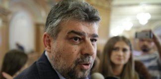 marcel ciolacu psd interimar presedinte