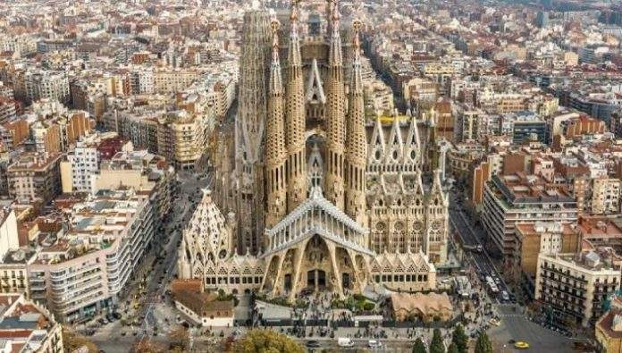 Sagrada Família, Spania