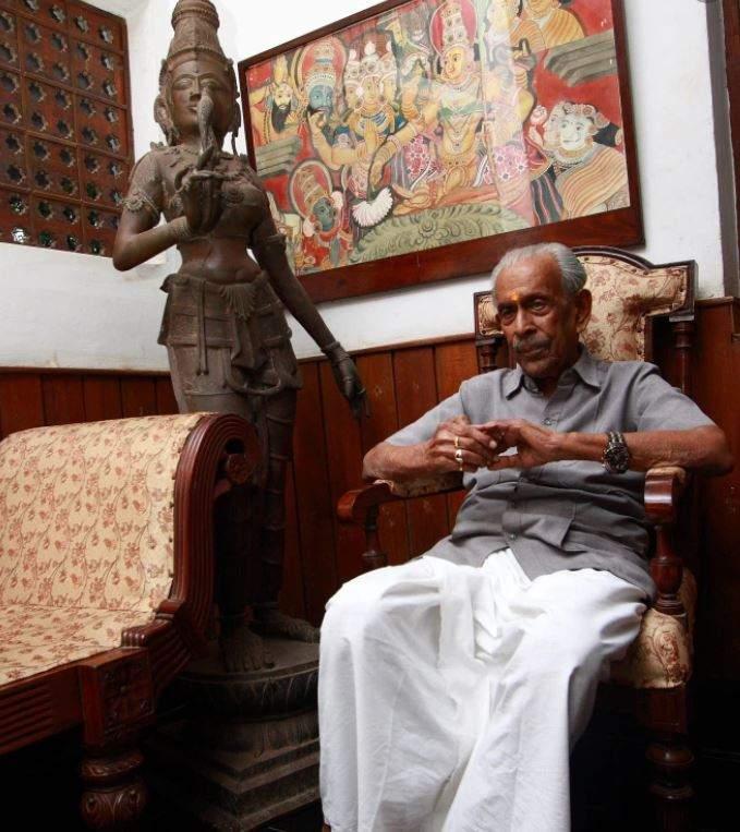 Sree Chithira Thirunal Balarama Varma, ultimul maharajah al familiei regale