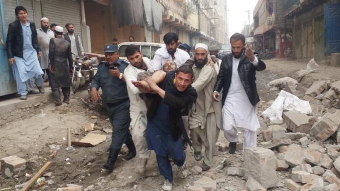 afganistan, atentat, stat islamic, talibani