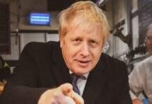 Boris Johnson uk marea britanie