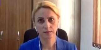 Managerul Institutului Marius Nasta Beatrice Mahler