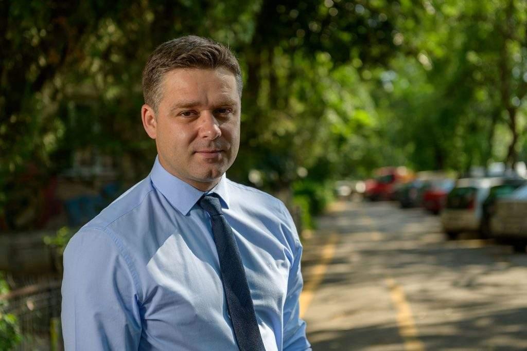 Ciucu este noul preşedinte al PNL Bucureşti