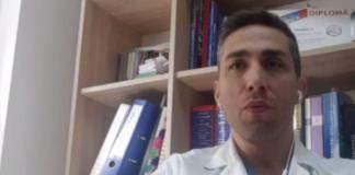 """Valeriu Gheorghiţă. El este medic primar boli infecţioase la Spitalul Universitar de Urgenţă Militar Central """"Carol Davila"""""""