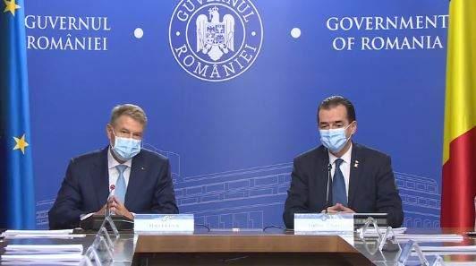 Orban ar vrea ca Iohannis să-l demită pe Premierul Cîțu