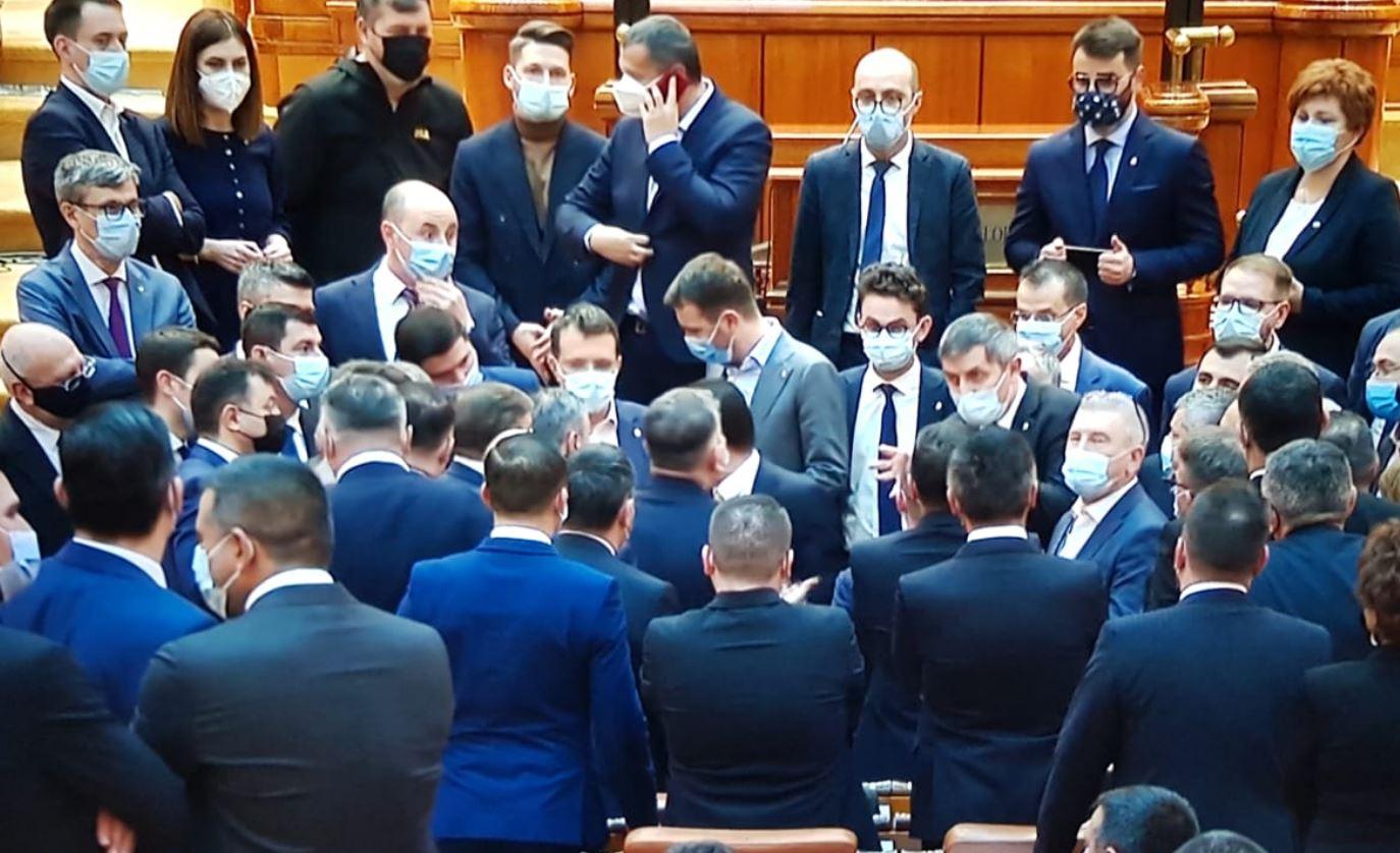 Moșteanu: am văzut o nouă alianță PSD - PNL
