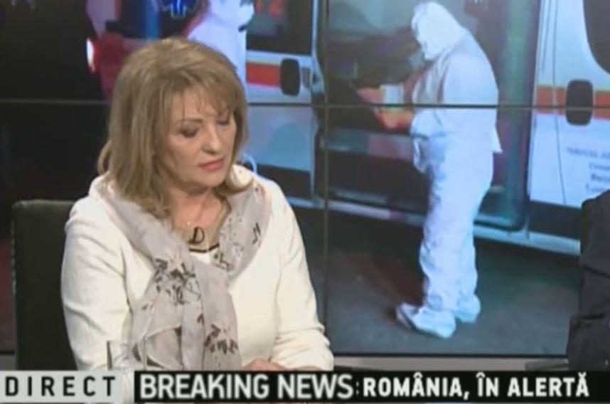 """Dr. Gilda Popescu, Spitalul de Pneumoftiziologie """"Marius Nasta"""""""