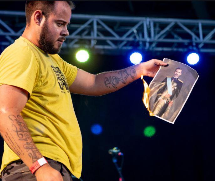 Pablo Hasel, rapper