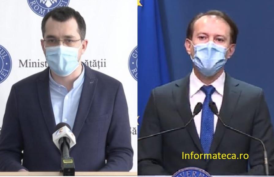 Vlad Voiculescu dezvăluie existența unei strategii de vaccinare care includea implicarea voluntară a unei agenții de advertising