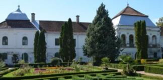 Castelul Wesselényi de la Jibou