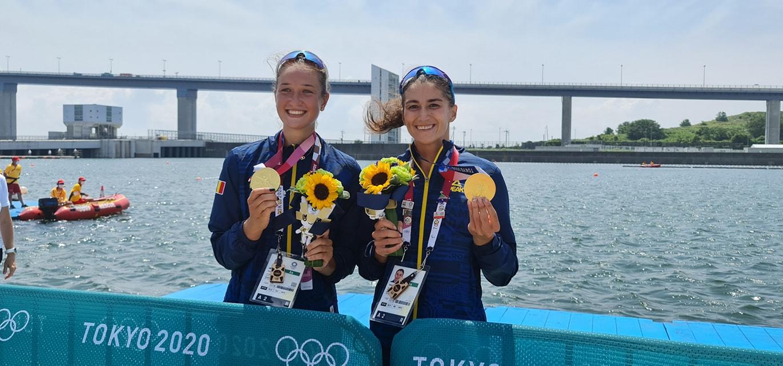 Medalii de aur și argint la canotaj pentru România