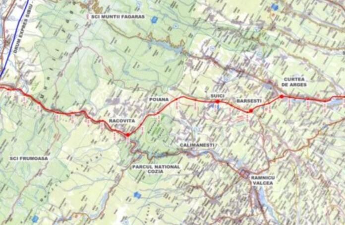 Compania de Drumuri lotul 6 al Autostrăzii A 1 Sibiu – Piteşti