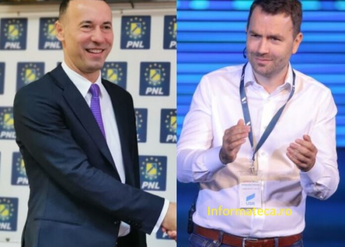 Drula, Dumitrescu, PNL, USR