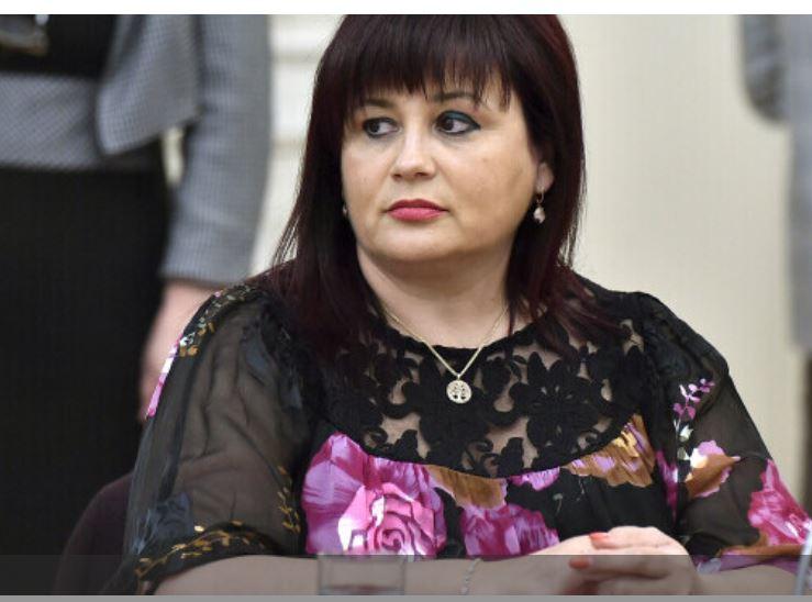Gabriela Baltag, judecător