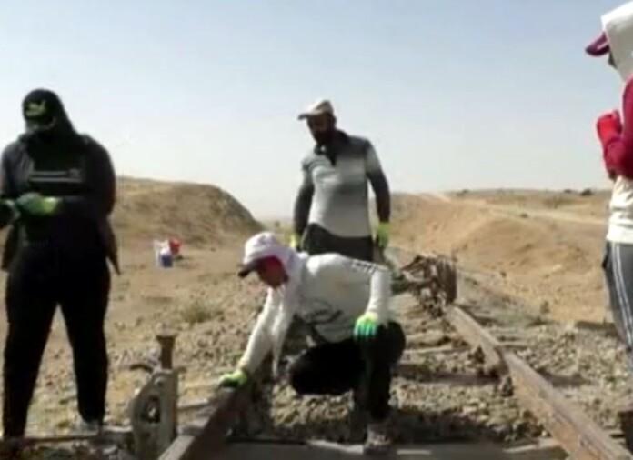 linie cale ferta bagdad mosul aleph