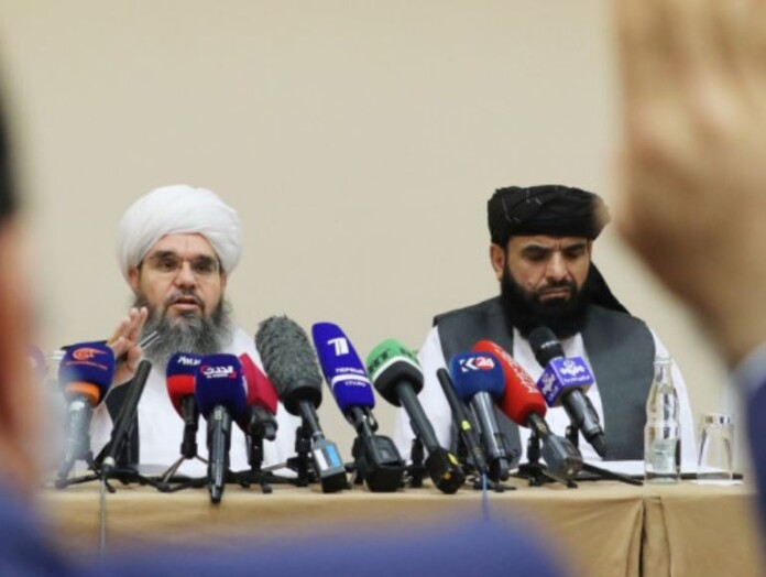 talibani rusia avganistan