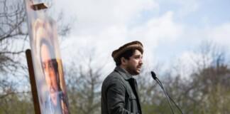Ahmad Massoud afgan